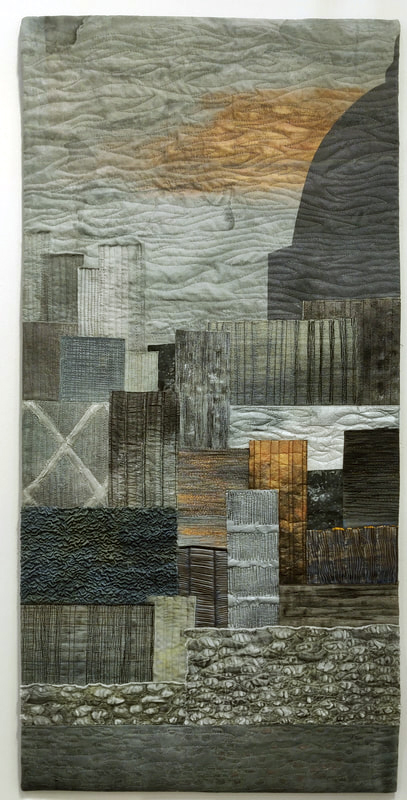 Connie Gillham - City Textures