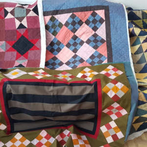 Viv Philpott - Children's quilts April 2020